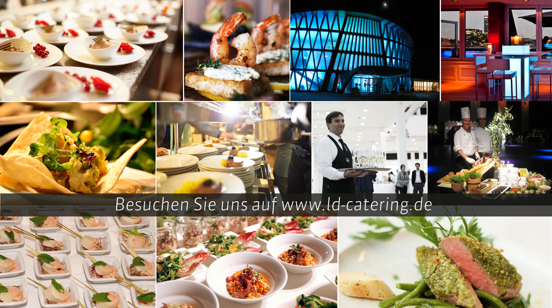 L & D Event Catering
